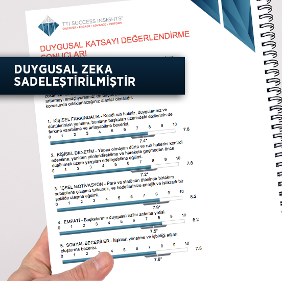 Emotional Quotient Profile - TTI Success Insights